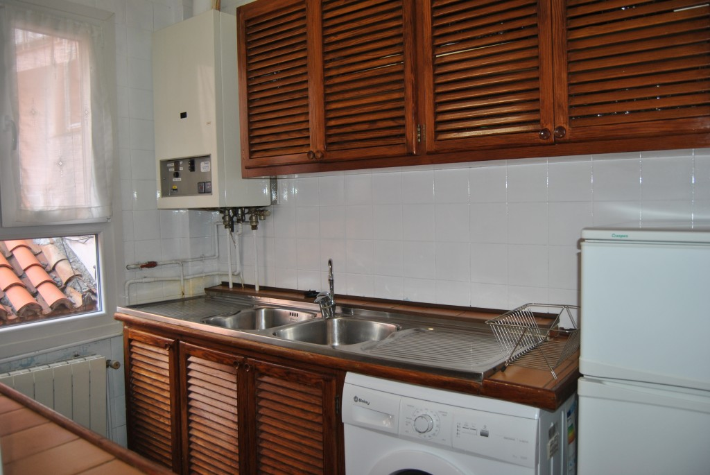 Church House Flat - Kitchen