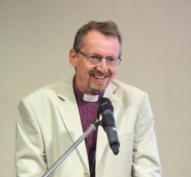 Christmas message from Bishop Robert Innes
